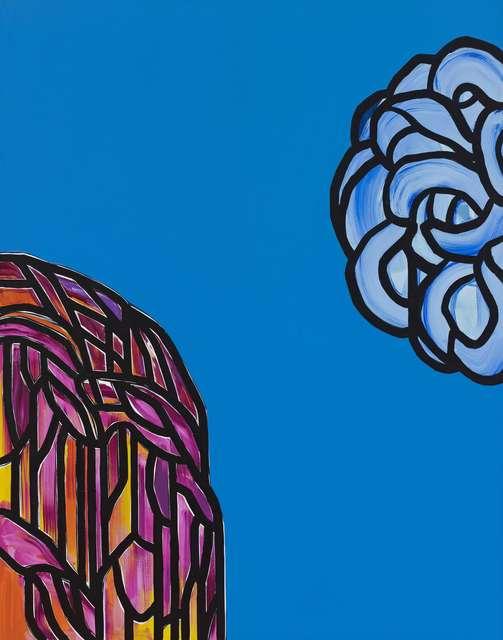 , 'GCC Bleu Cérilueum,' 2015, Um Gallery