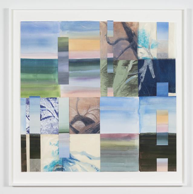 , '18 Days: Meeting Sky/Sea/Earth 04,' 2018, Lesley Heller Gallery