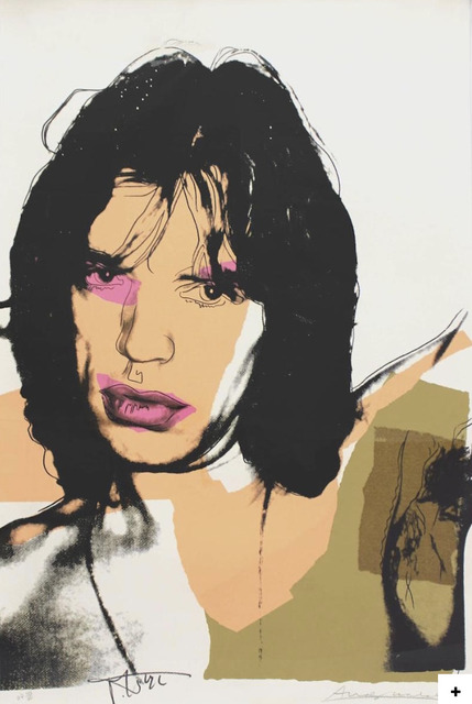 Andy Warhol, 'Mick Jagger  (#11.141)', 1975, Hedges Projects