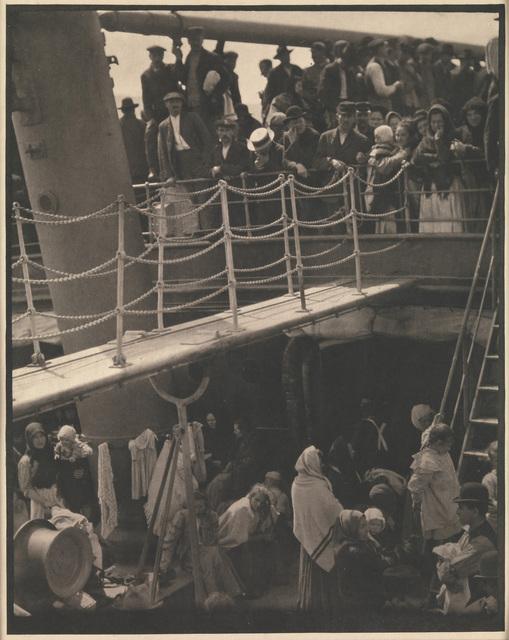 , 'The Steerage,' 1907, Robert Klein Gallery