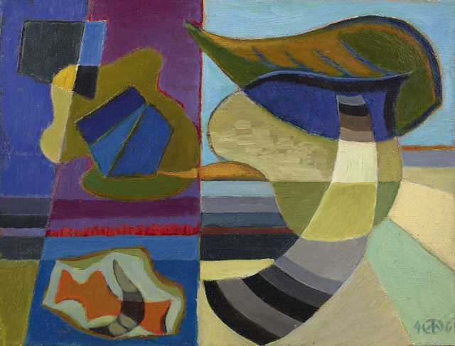 Werner Drewes, 'Disconnected', 1946, Debra Force Fine Art