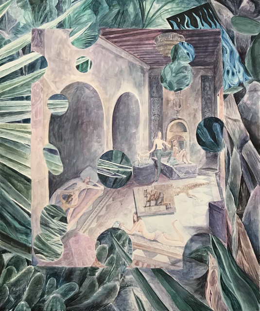 , 'YSL,' 2019, Neumann Wolfson Art