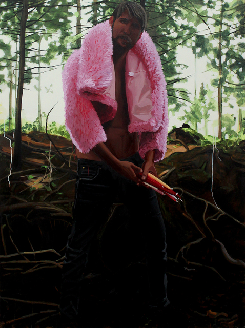, 'Shaman Dream,' 2014, V1 Gallery