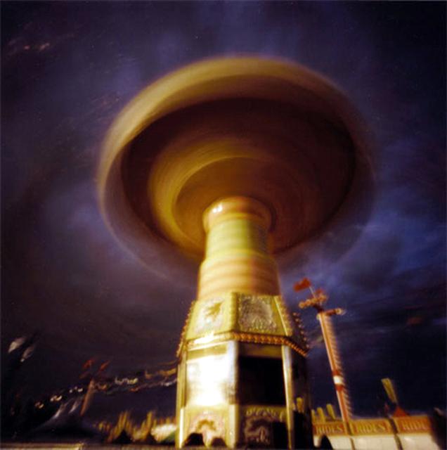 , 'Stampede Midway 1, Ride Ride Ride,' 2004, Newzones
