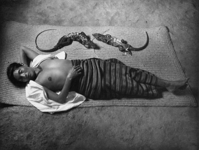 Flor Garduño, 'Dreaming Woman, Pinotepa Nacional, Mexico (La Mujer Que Sueña)', 1991, Etherton Gallery