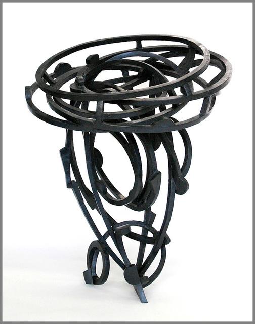 , 'Black Cyclone II,' 2010, The McLoughlin Gallery