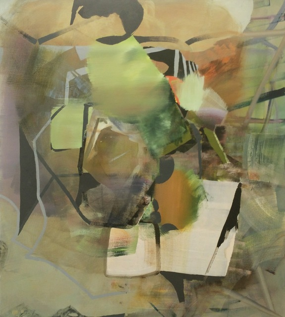 , 'The Brain is a Scroll,' 2015, Tomio Koyama Gallery
