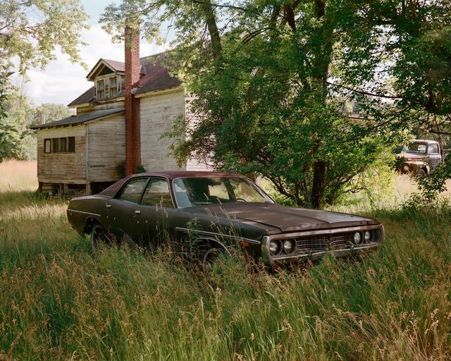 , 'Brown Dodge, Castleton, New York, 2016,' 2016, Tracey Morgan Gallery