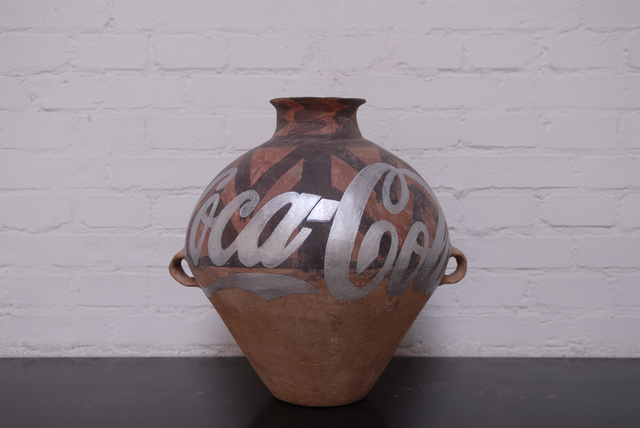 , 'Coca-Cola Vase,' 2007, Brooklyn Museum
