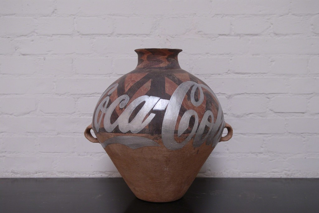 Ai Weiwei Coca Cola Vase 2007 Artsy