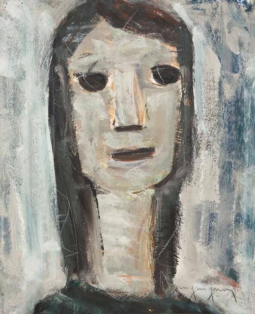 Paul-Henri Bourguignon, 'Pleased', Eisele Fine Art