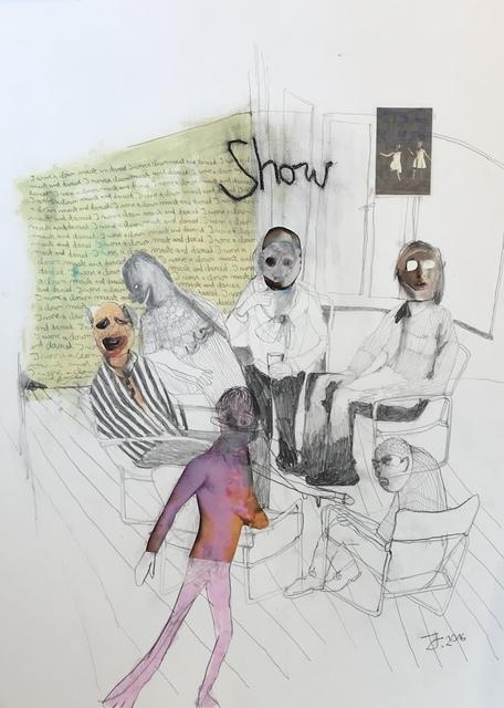 , 'Show,' 2017, Galeria Contrast