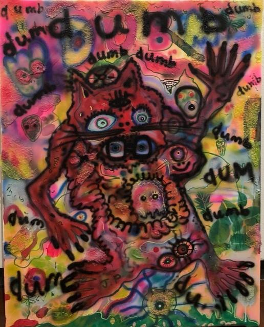, 'Dumb Dumb,' 2017, Ro2 Art