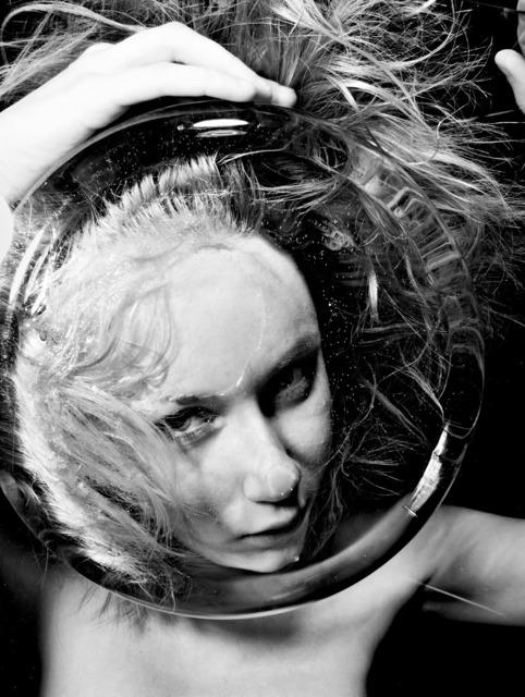 , 'Asphyxia II,' 2011, Anna Laudel