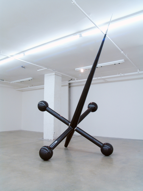 , 'Black Jack,' 2006, Galerie Thomas Schulte