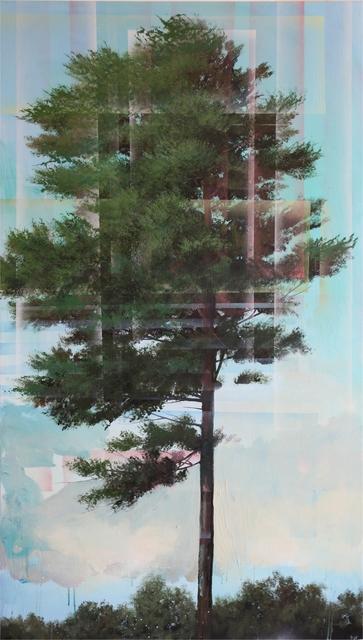 , 'August Pine,' 2015, Galerie de Bellefeuille
