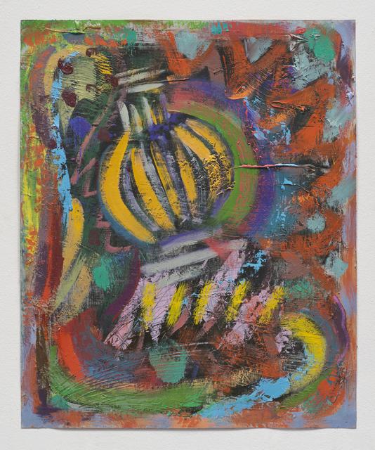 , 'Untitled,' 2015, Laura Bartlett