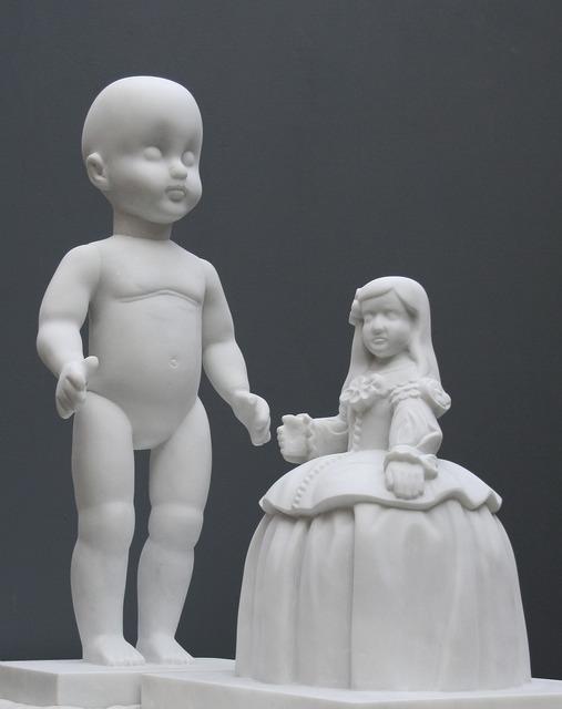 Armando Romero, 'Homage to Velazquez,' 2013, Tasende Gallery