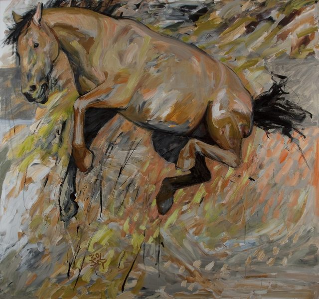 , 'High Horse,' 2012, Cross Mackenzie Gallery