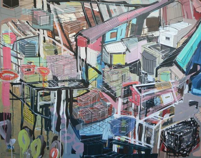 , 'Free,' 2009, Olga Korper Gallery