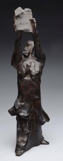 David Aronson, 'Bronze Moses Figure', 20th Century, Lions Gallery