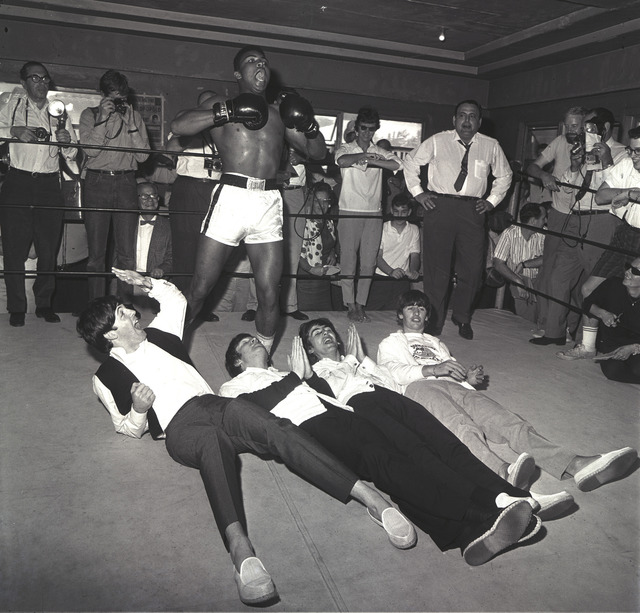 , 'The Beatles Cassius Clay, Miami,' 1964, Contessa Gallery