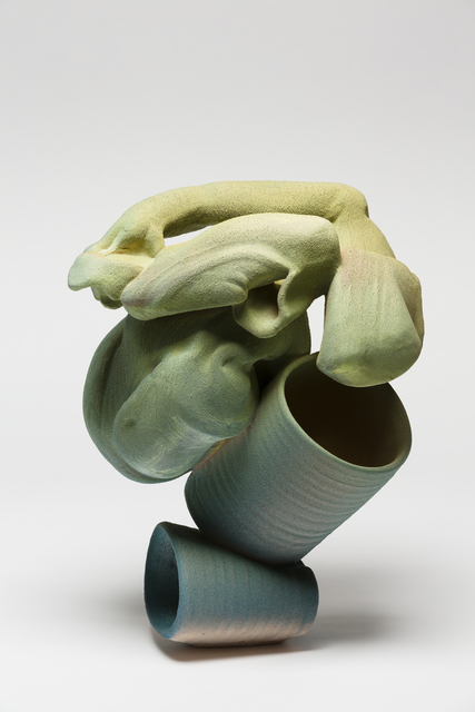 , 'Potter Thinking,' 2018, Jason Jacques Gallery