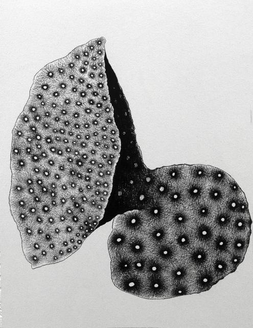 , 'Corail Artefact, conquête variation 3,' 2018, Galerie Céline Moine & LGFA