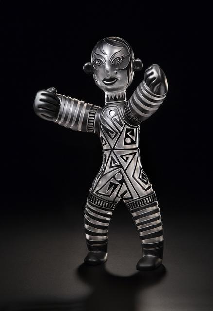 , 'Circus/Warrior Figure III,' 2016, Blue Rain Gallery