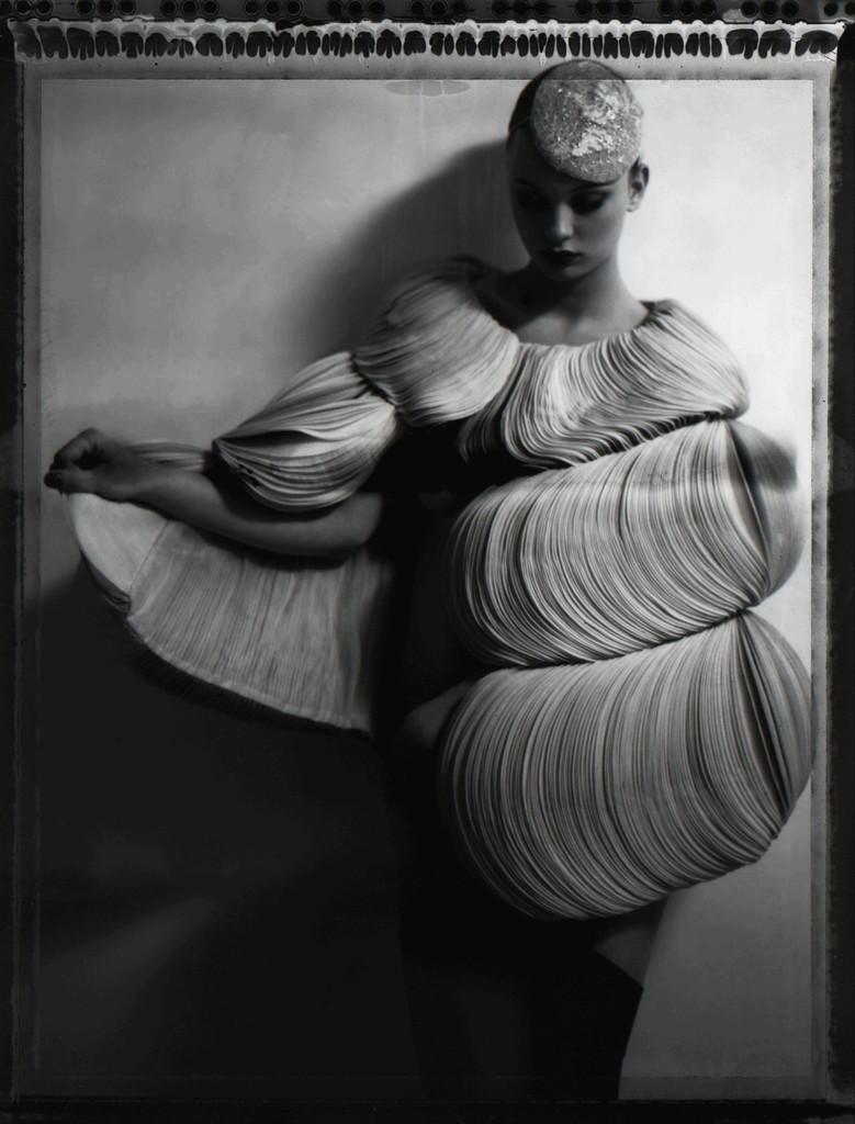 Cathleen Naundorf, 'Valentino en rose, Paris,' 2007, Hamiltons Gallery