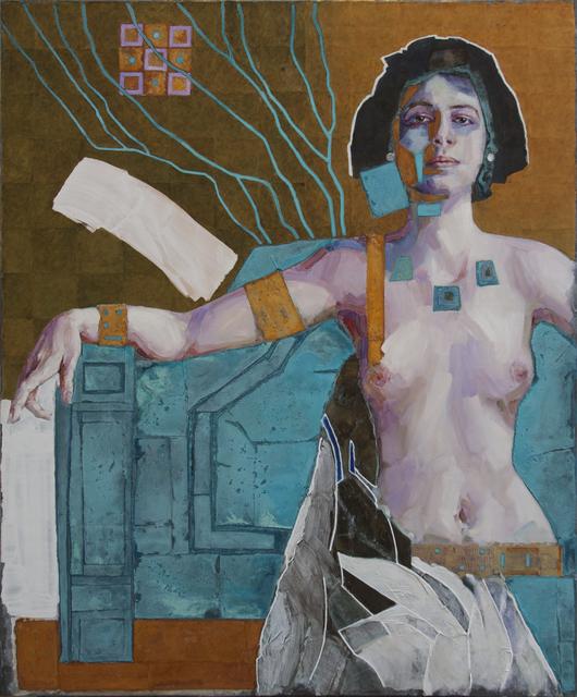 , 'Mata Hari,' 2016, Zemack Contemporary Art