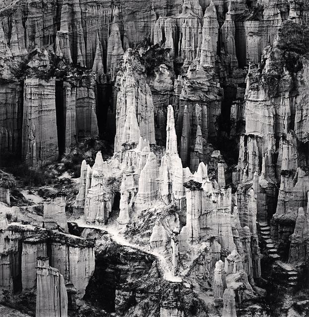 , 'Yuanmou, Study 2, Yunnan,' 2014, Robert Mann Gallery
