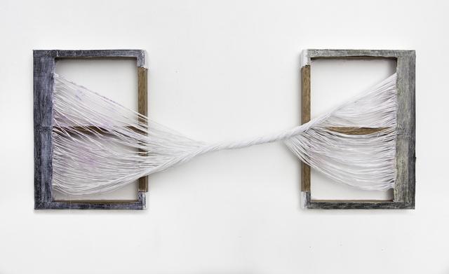 , 'Desborde oito,' 2017, Galeria Leme
