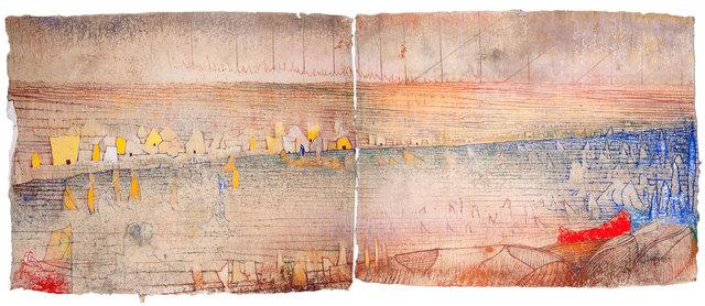 , 'The Nile (For Sarah),' 2011-2012, Kent Fine Art