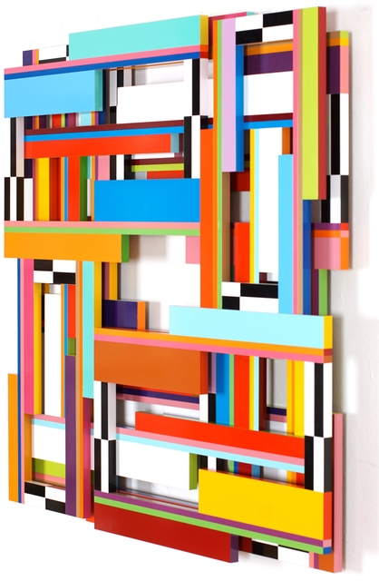 , 'Xeol 15_3,' 2015, JanKossen Contemporary