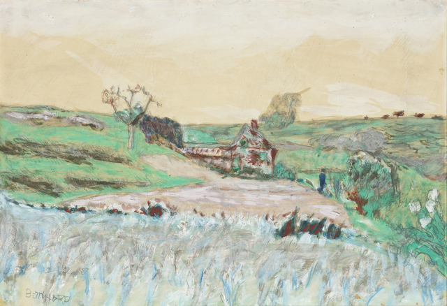 , 'Maison dans la Vallee,' 1922, Jill Newhouse Gallery