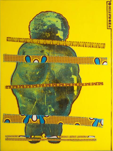 , 'Hitarget Venus (Yellow),' 2016, Coagula Curatorial