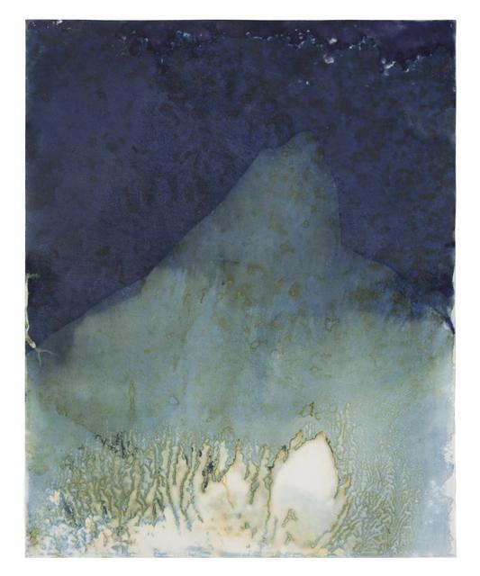 , 'Littoral Drift #711 (Tower Beach, Hilton Head, SC 08.21.17, Exposed for Duration of Eclipse, Crashing Waves),' 2017, Jackson Fine Art