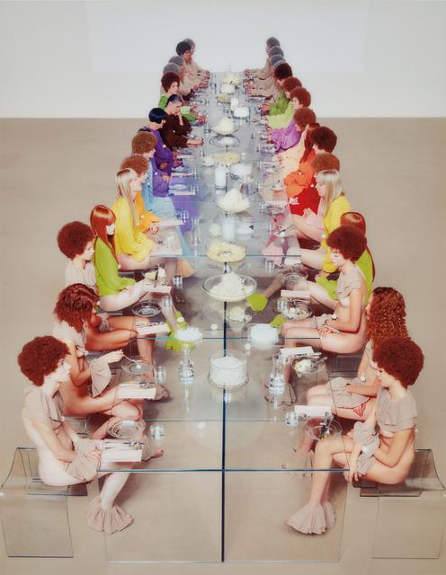 Vanessa Beecroft, 'VB52, Castello di Rivoli, Turin', 2003, Phillips