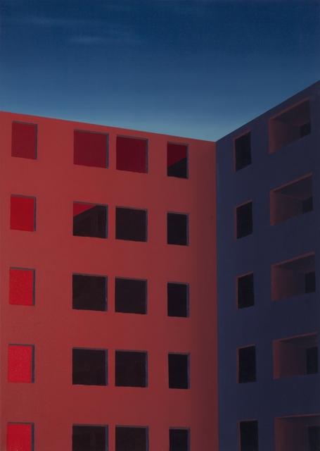 , 'Fortress,' 2017, Galleria Heino