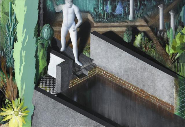 , 'Pantani,' 2017, Galerie Kleindienst