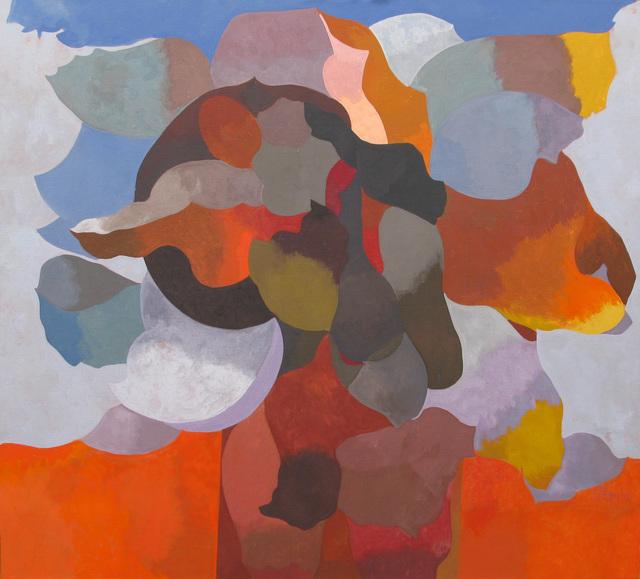 , 'Colores del viento,' 2016, Galeria Oscar Roman