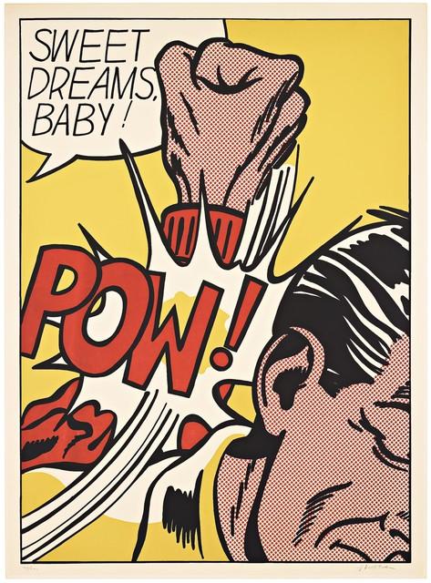 Roy Lichtenstein, 'Sweet Dreams Baby!', 1965, Kings Wood Art