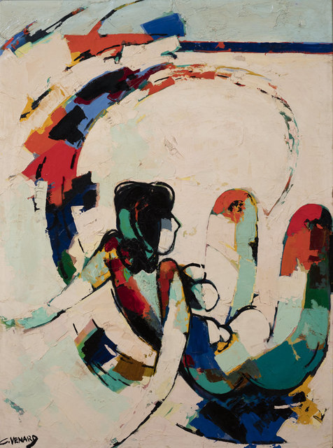 Claude Venard, 'Baigneuse', Painting, Oil on canvas, Capsule Gallery Auction