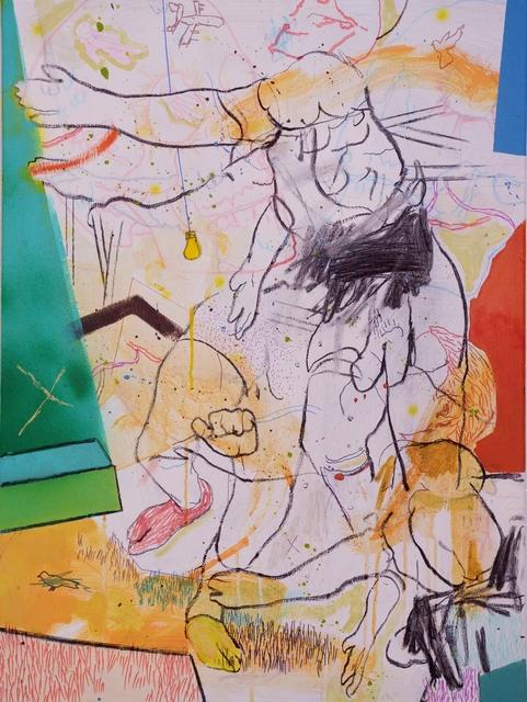 Thameur Mejri, 'Scene 1', 2019, The Foundation Gallery