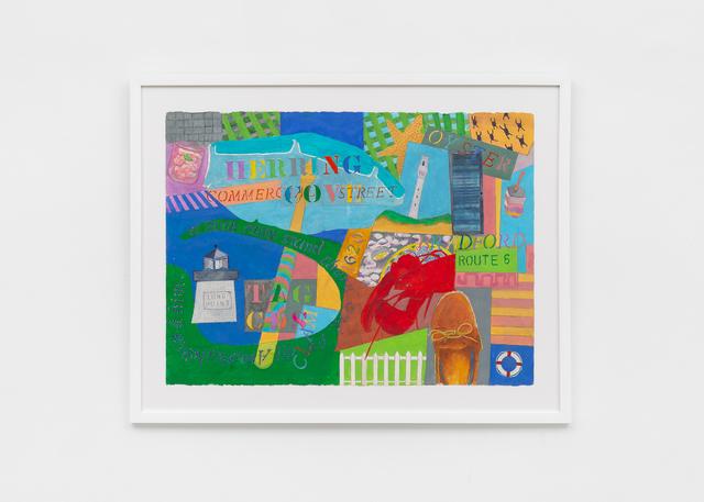 , 'Provincetown I,' 2017, Richard Taittinger Gallery