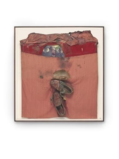 Jim Dine, 'Shoes Walking on My Brain', Christie's
