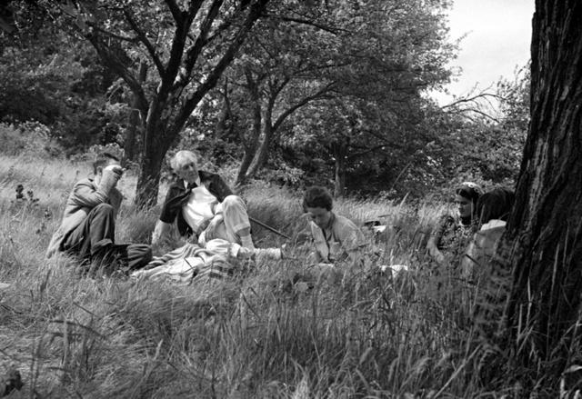 , 'Picnic #1, Taliesen, Spring Green, Wisconsin Frank Lloyd Wright,' 1940, Edward Cella Art and Architecture