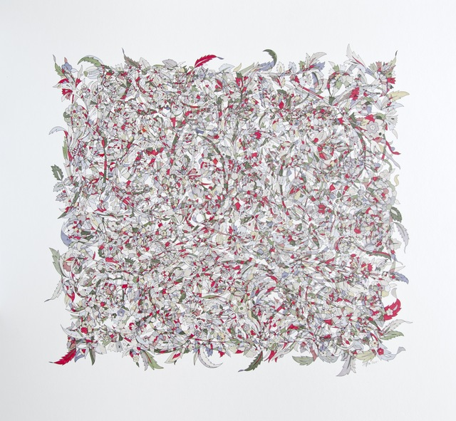 , 'Permeable III,' 2015, Zilberman Gallery