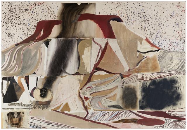 , 'Heavy Breathing II,' 2017, Galerie Forsblom
